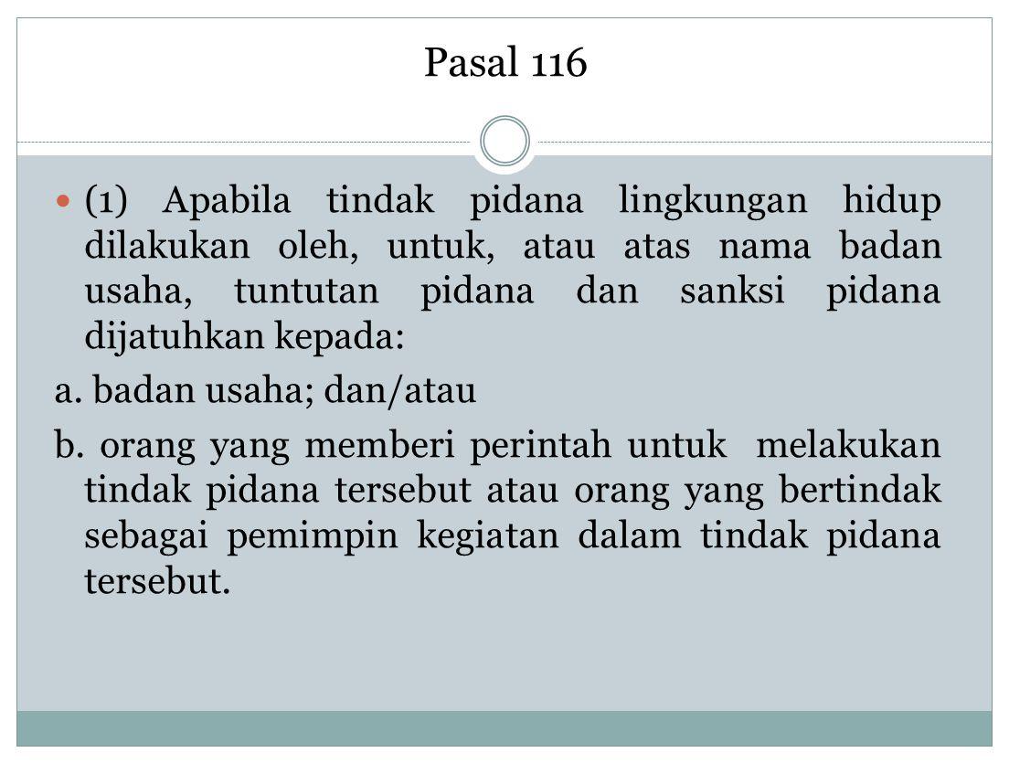 Pasal 116