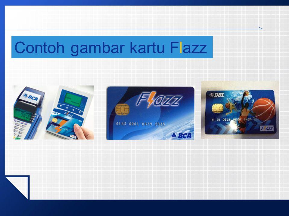 Contoh gambar kartu Flazz