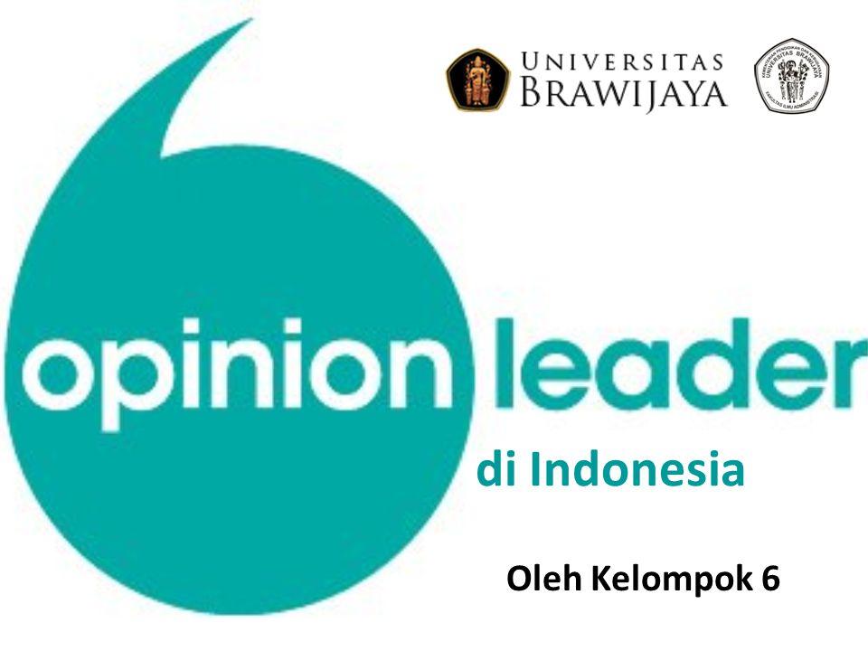 di Indonesia Oleh Kelompok 6
