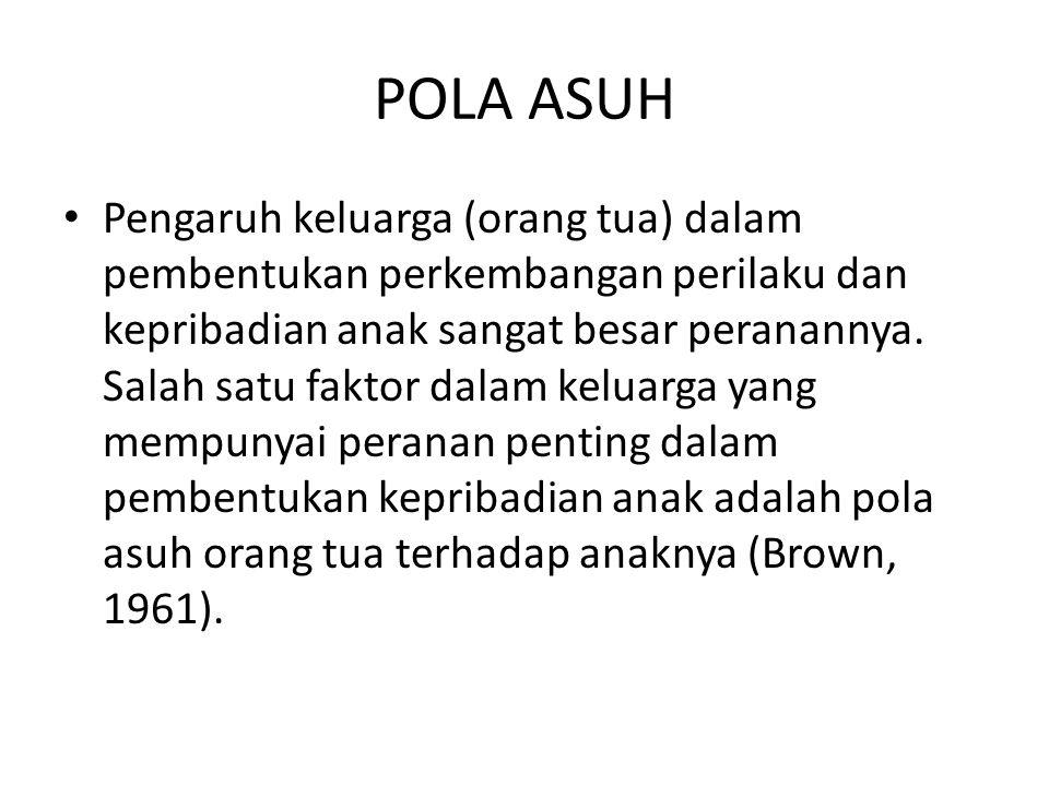 POLA ASUH