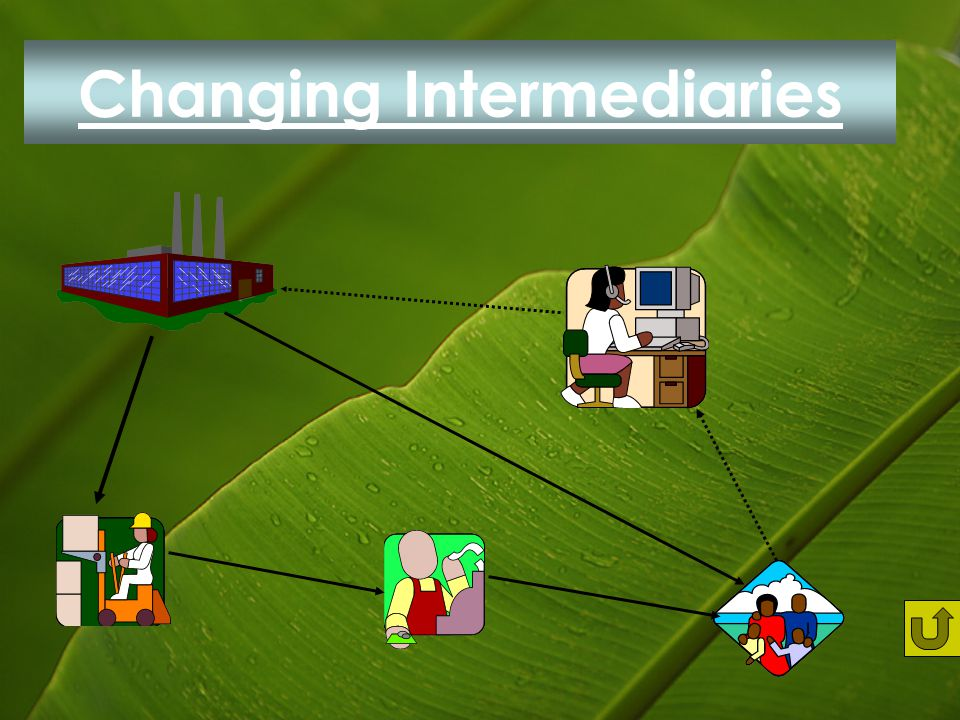 Changing Intermediaries