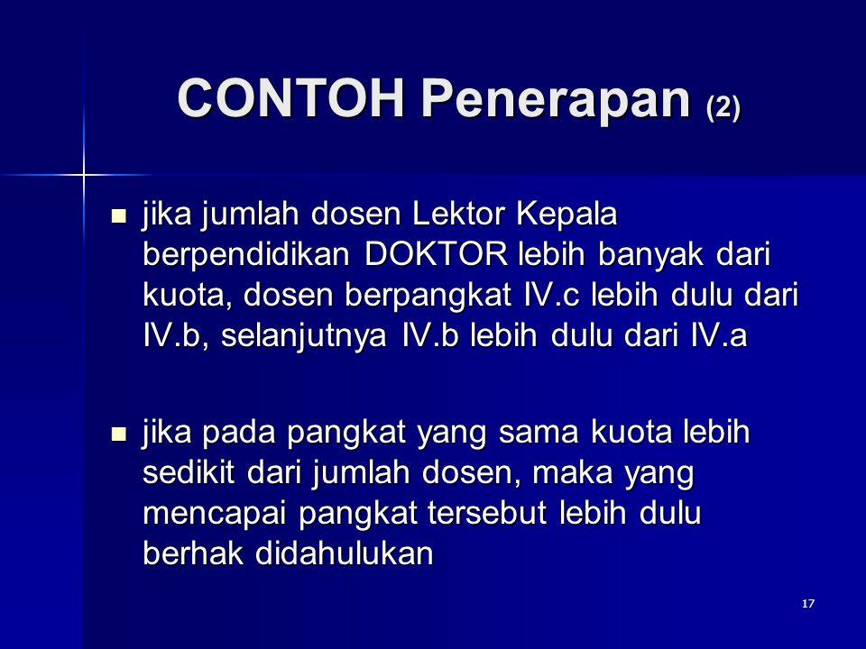 CONTOH Penerapan (2)