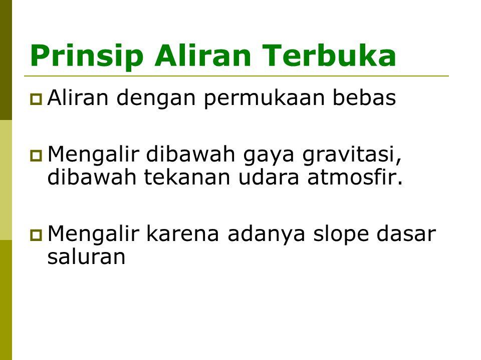 Prinsip Aliran Terbuka