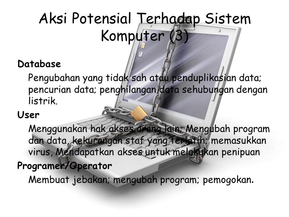 Aksi Potensial Terhadap Sistem Komputer (3)