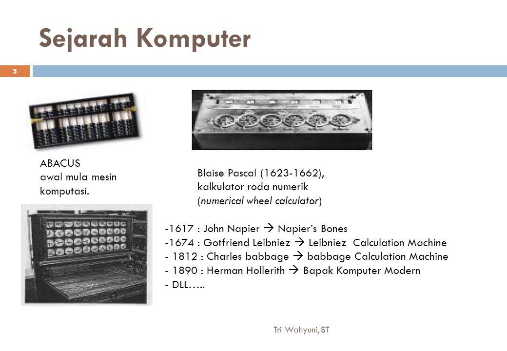 Sejarah Komputer ABACUS awal mula mesin komputasi.