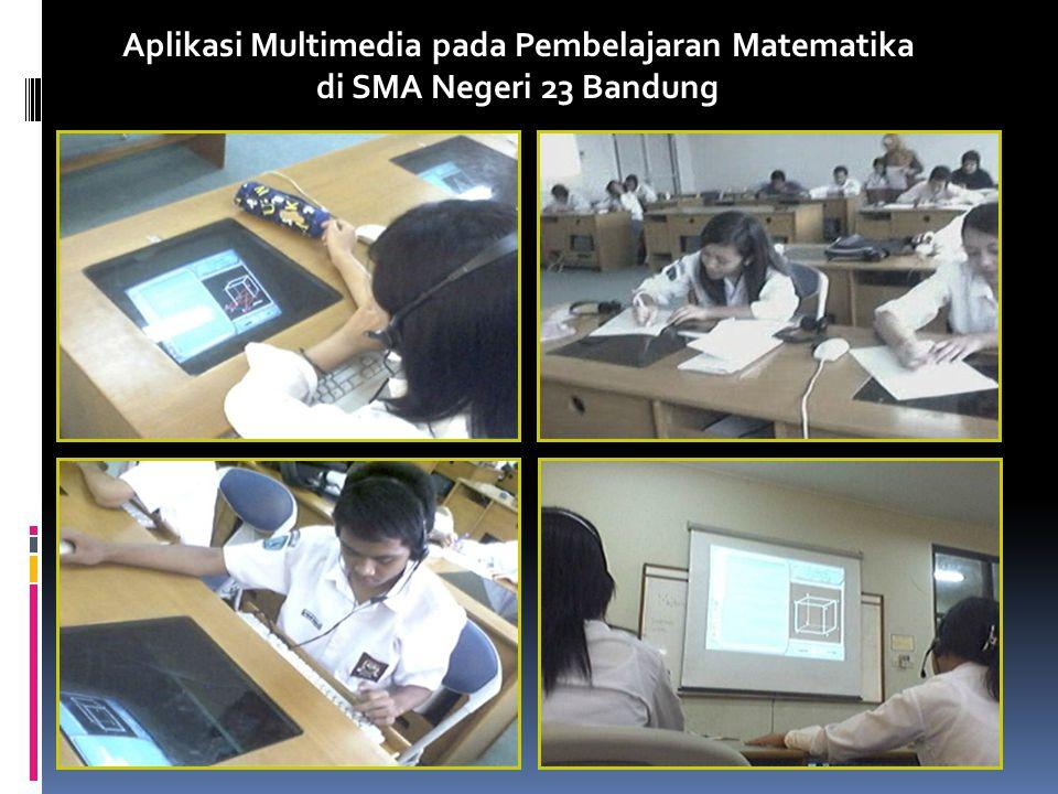 Aplikasi Multimedia pada Pembelajaran Matematika
