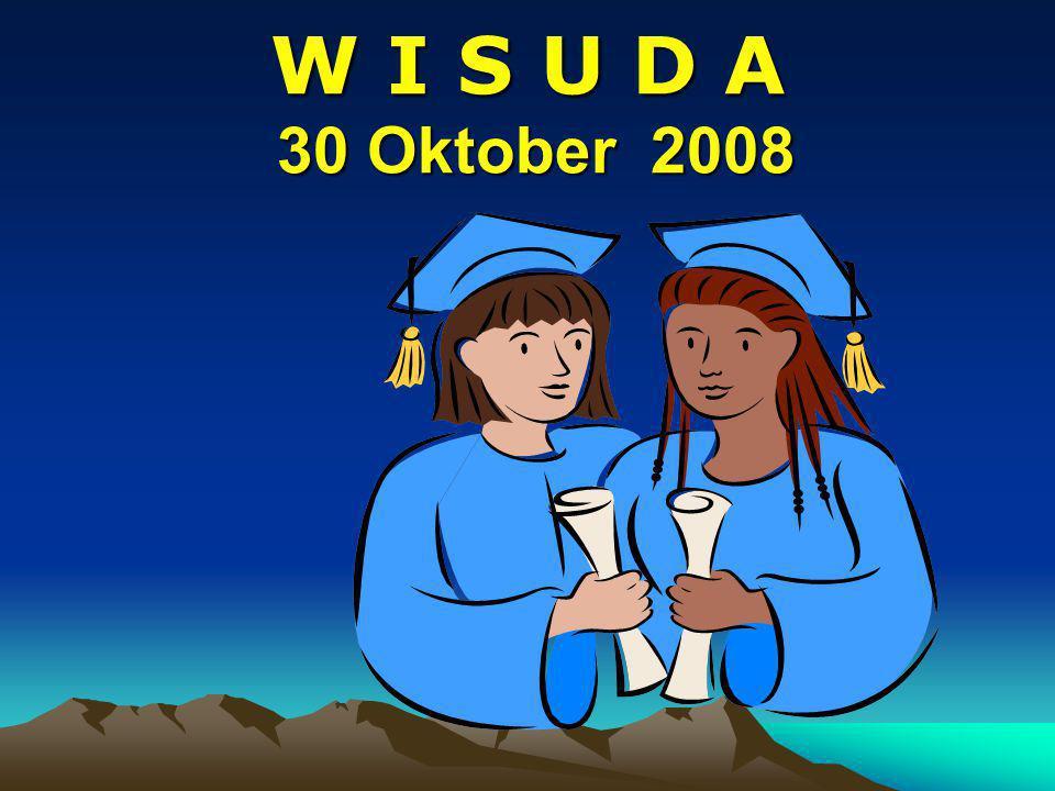 W I S U D A 30 Oktober 2008