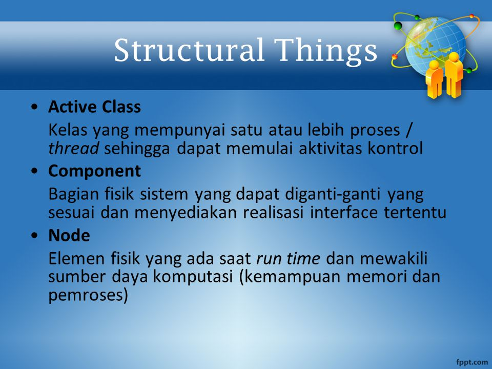 Structural Things Active Class
