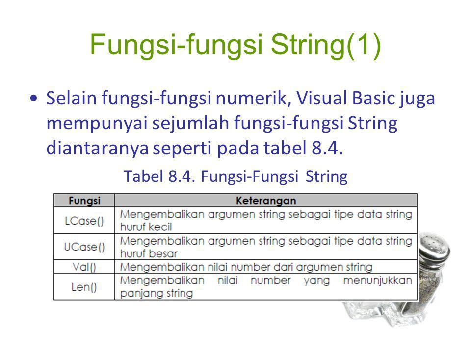 Fungsi-fungsi String(1)