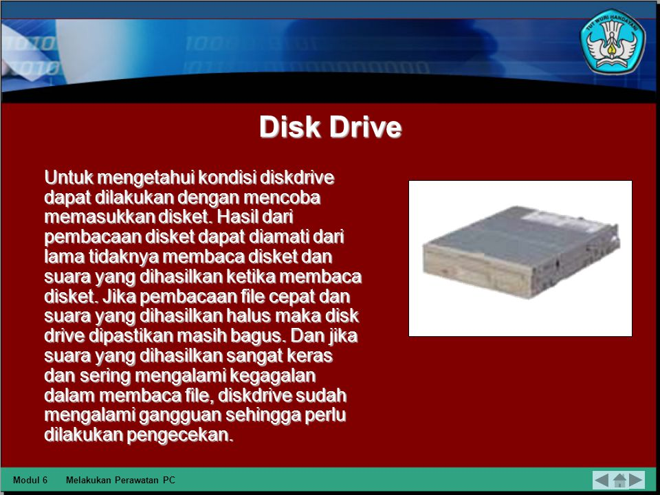 Disk Drive