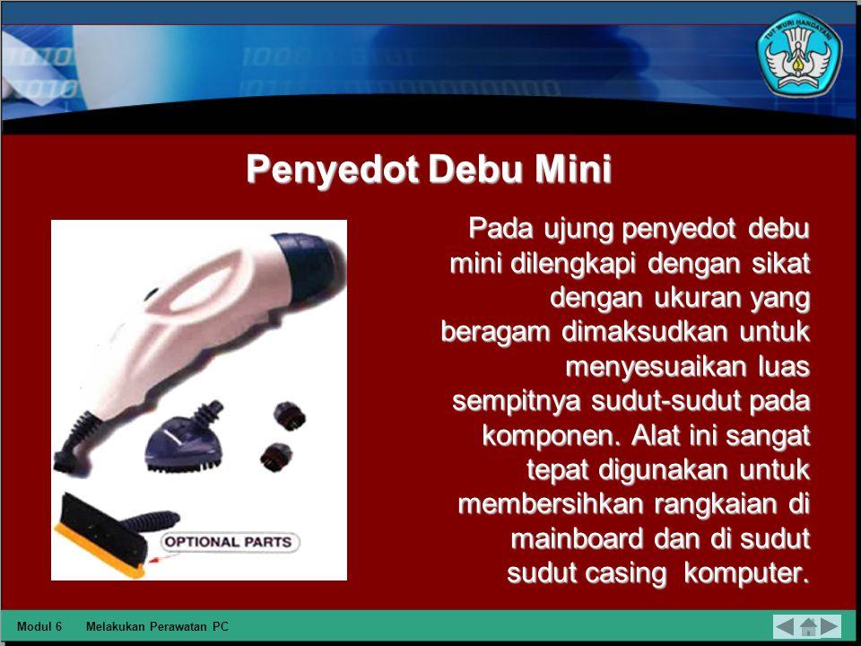 Penyedot Debu Mini