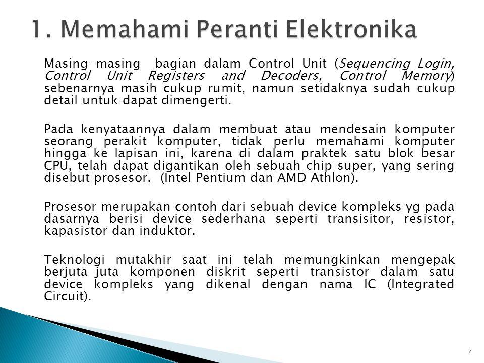 1. Memahami Peranti Elektronika