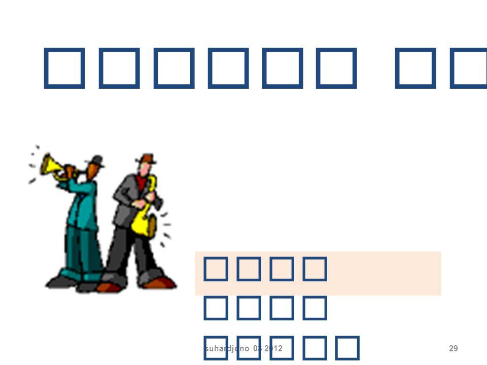 Terima kasih Mari kita mulai suhardjono 03 2012
