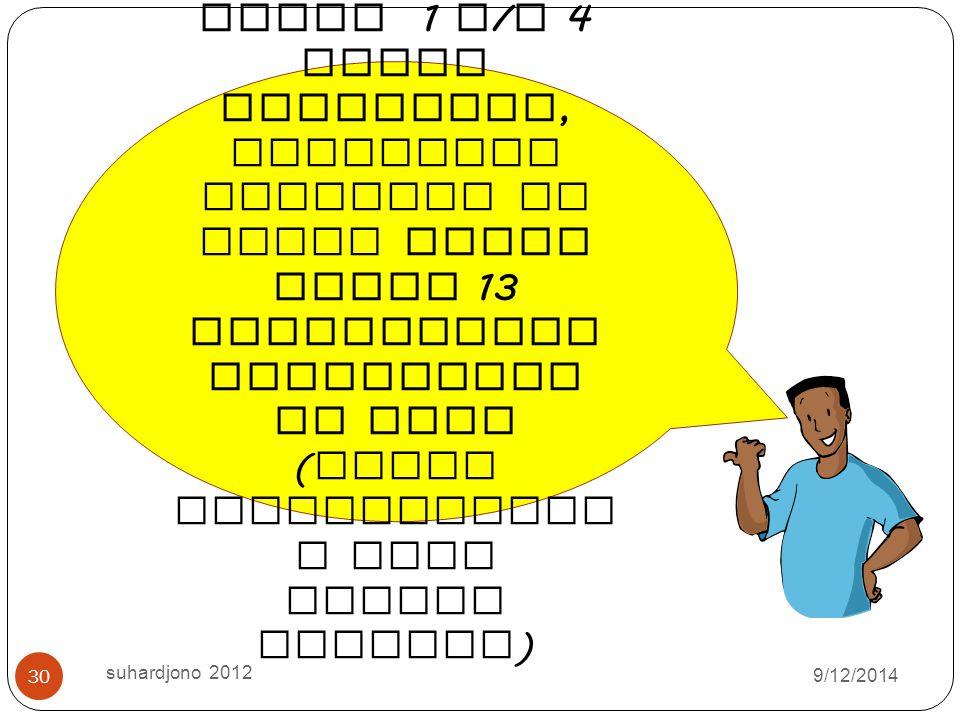 Bila pengertian nomor 1 s/d 4 dapat disetujui, diusulkan penilain AK untuk macam nomor 13 menggunakan pengertian di atas (lebih menguntungkan bagi pamong belajar)