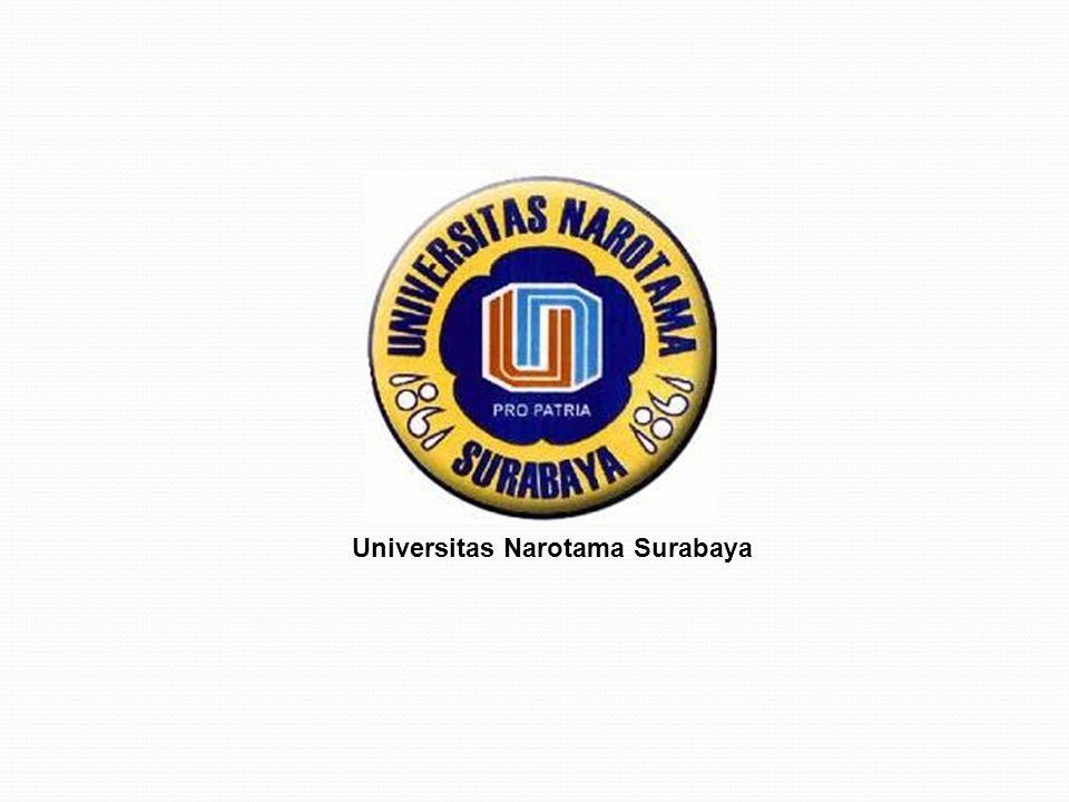 Universitas Narotama Surabaya