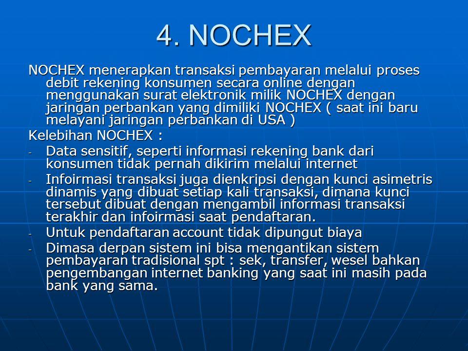 4. NOCHEX