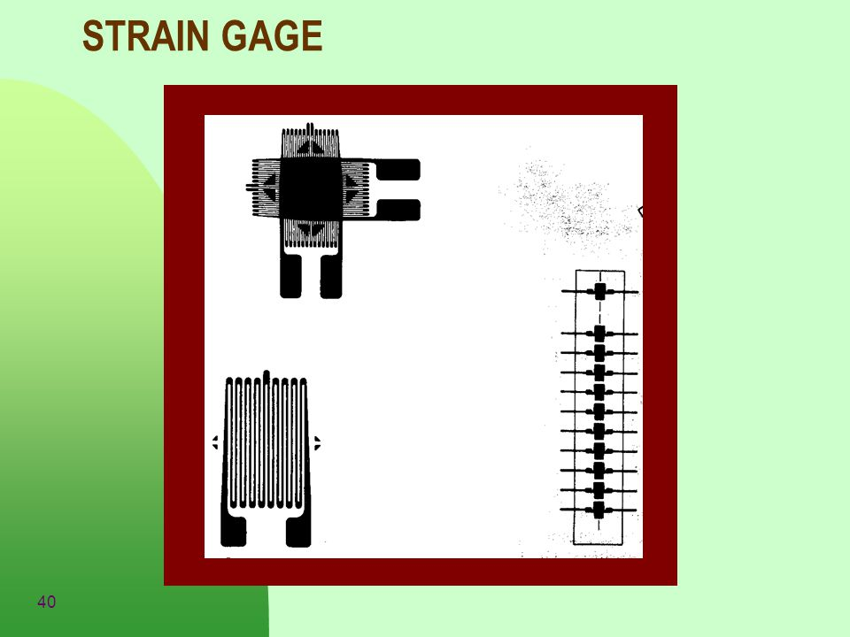 STRAIN GAGE
