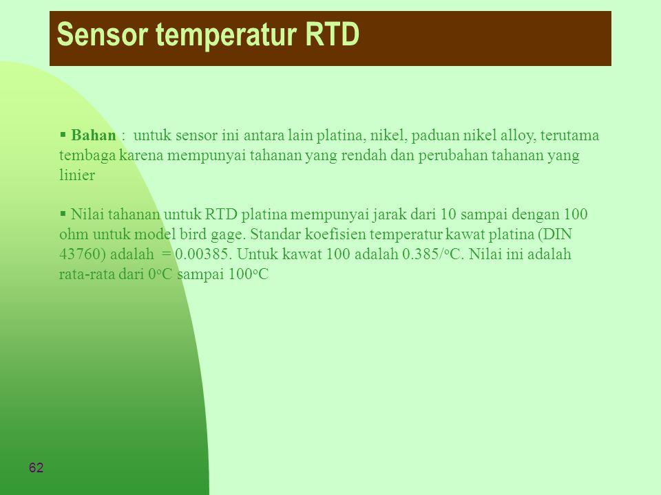 EE141 Sensor temperatur RTD.