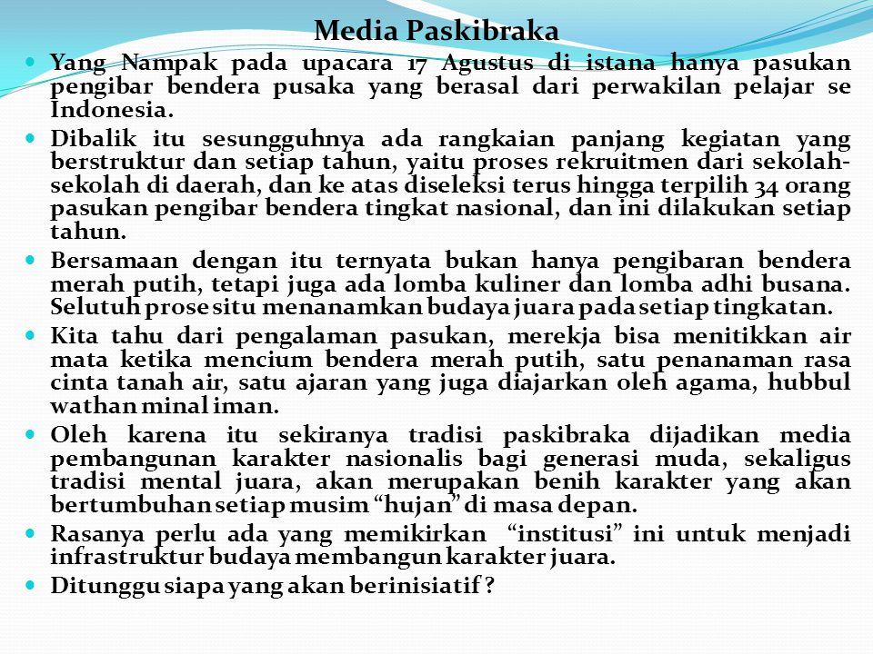 Media Paskibraka