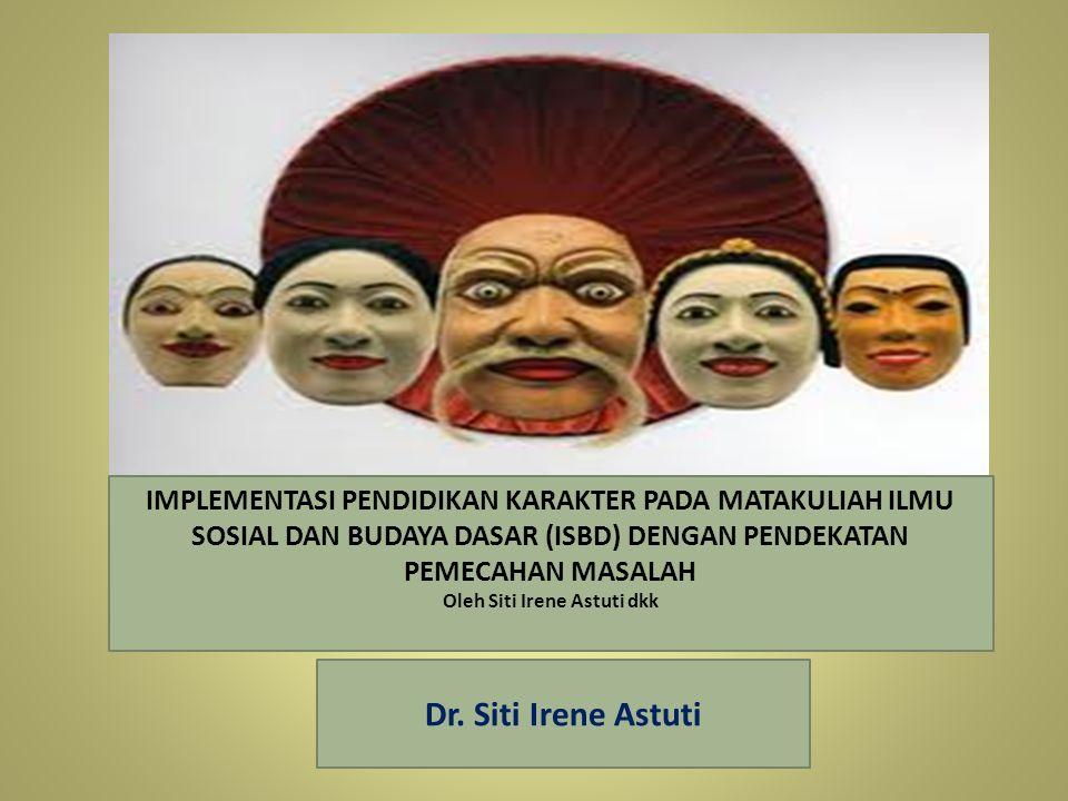 Oleh Siti Irene Astuti dkk