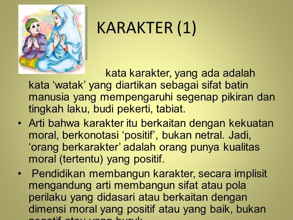 KARAKTER (1)