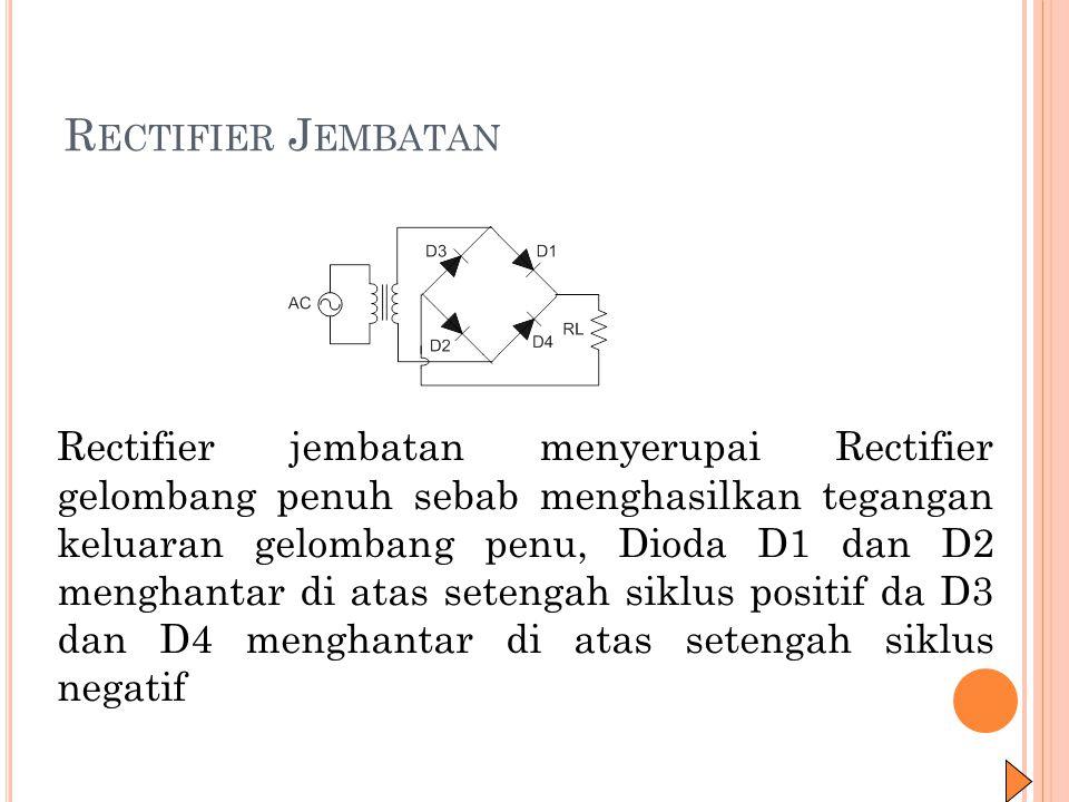 Rectifier Jembatan