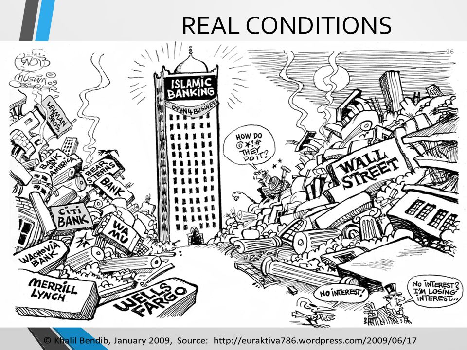 REAL CONDITIONS