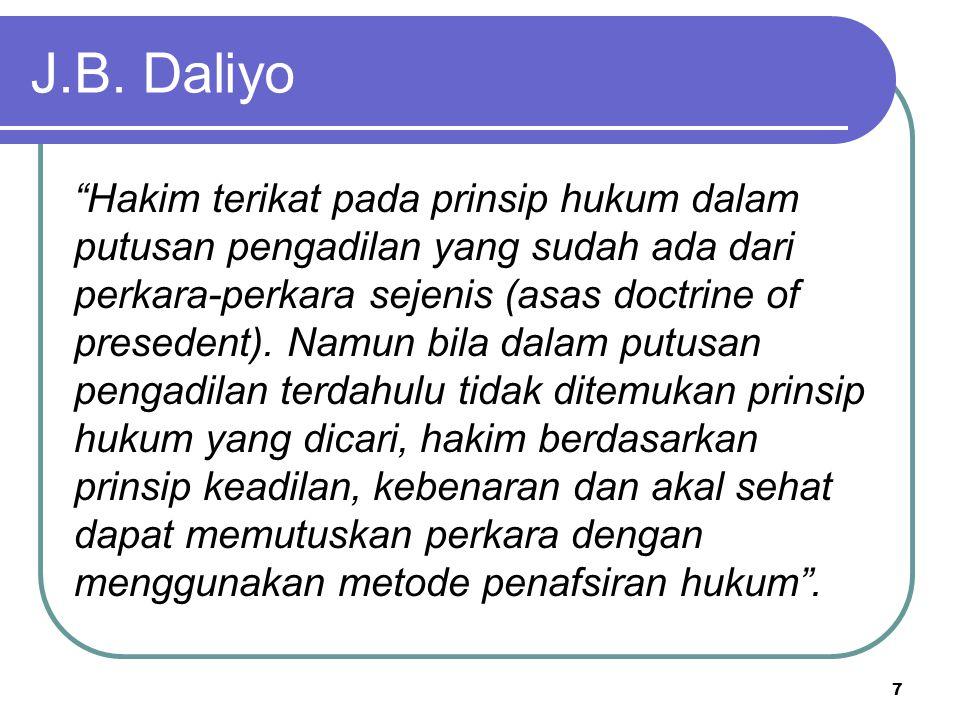 J.B. Daliyo