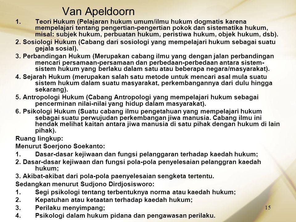 Van Apeldoorn