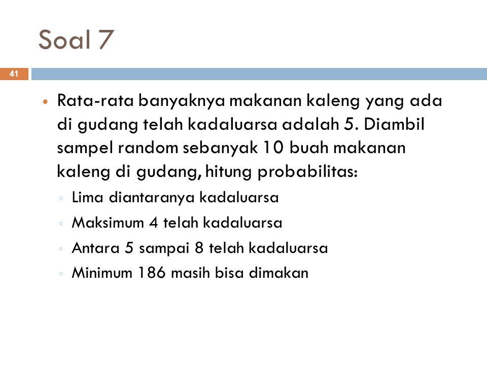 Soal 7