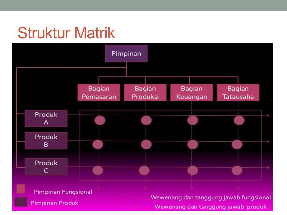 Struktur Matrik