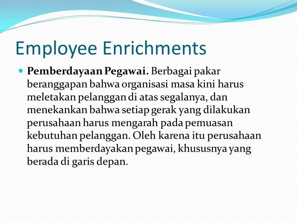 Employee Enrichments