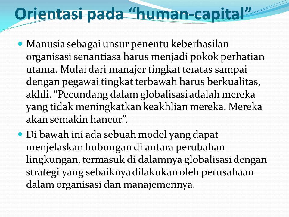 Orientasi pada human-capital
