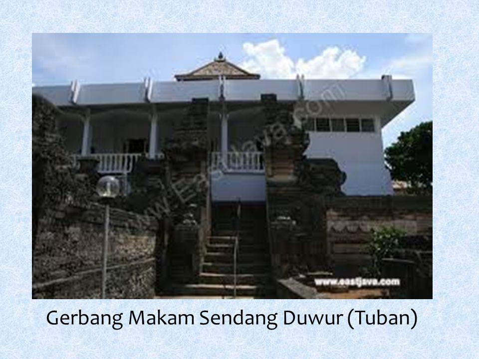 Gerbang Makam Sendang Duwur (Tuban)