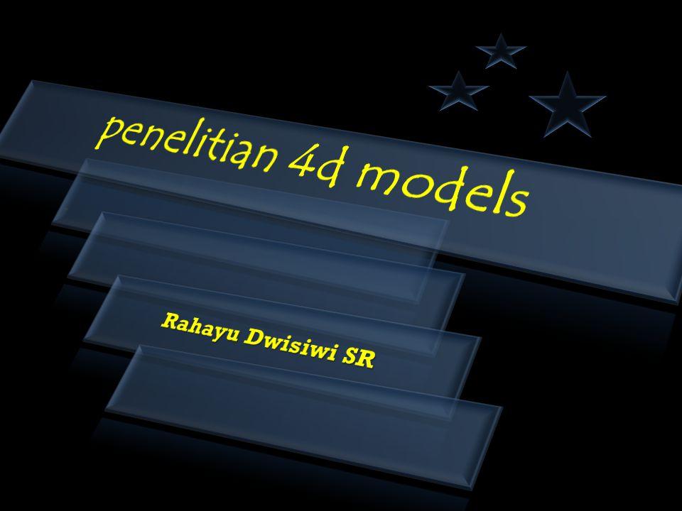 penelitian 4d models Rahayu Dwisiwi SR