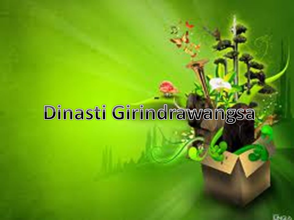 Dinasti Girindrawangsa