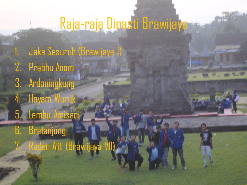 Raja-raja Dinasti Brawijaya