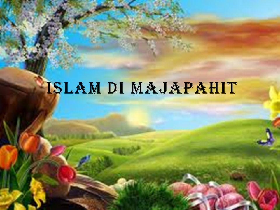 Islam di Majapahit