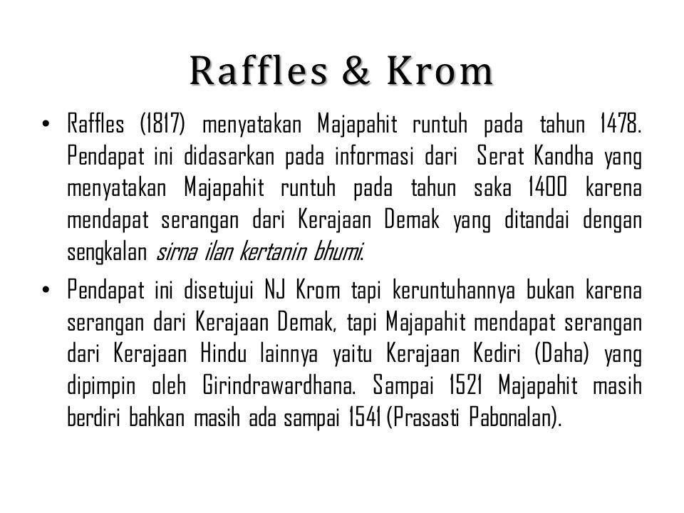 Raffles & Krom