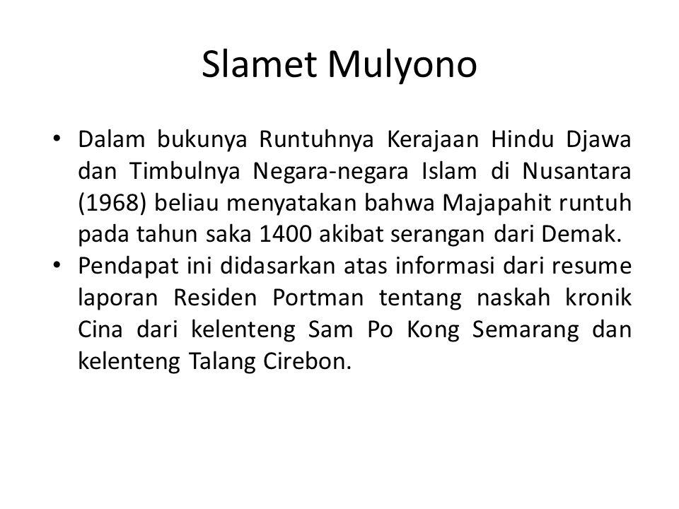 Slamet Mulyono