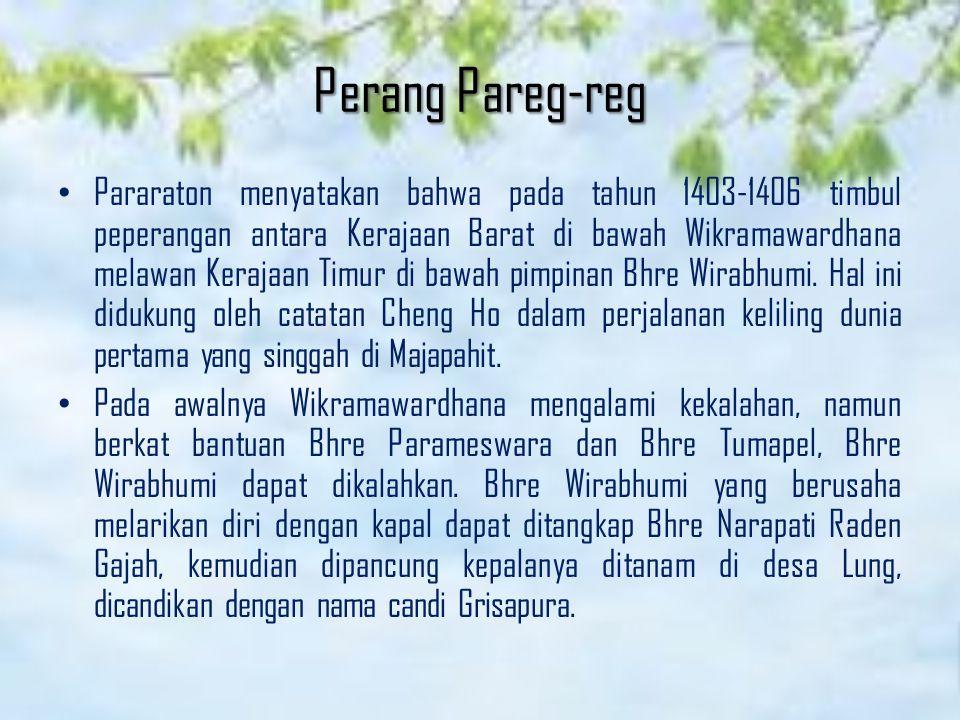 Perang Pareg-reg