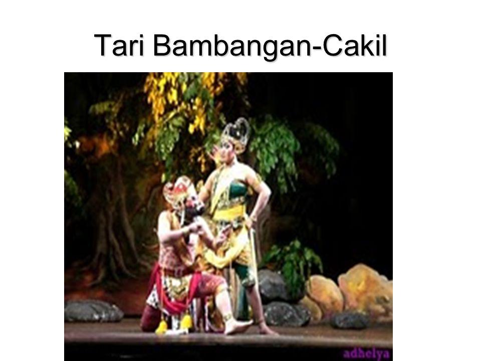 Tari Bambangan-Cakil