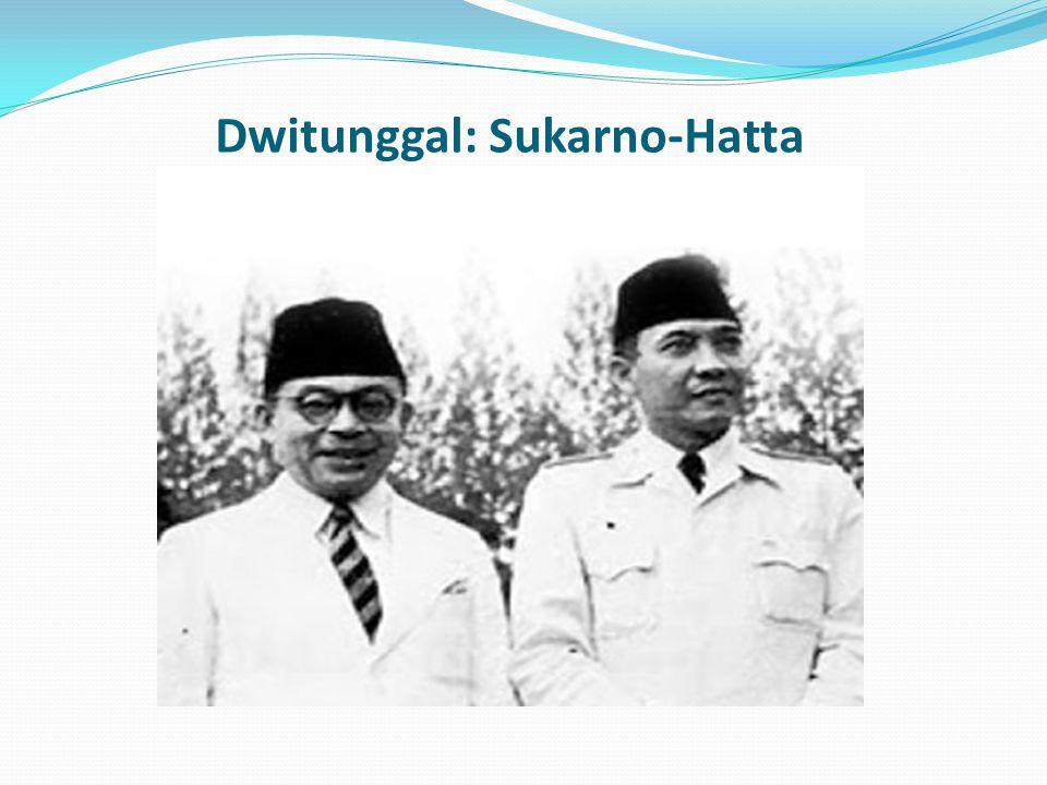 Dwitunggal: Sukarno-Hatta