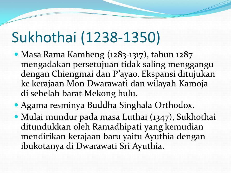 Sukhothai (1238-1350)