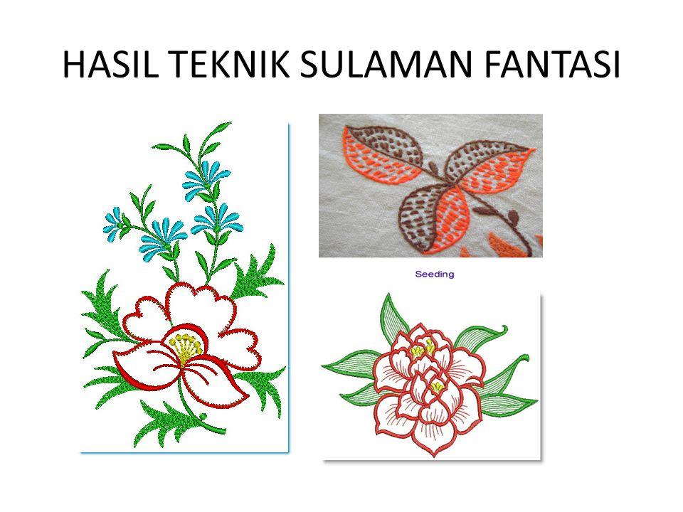 HASIL TEKNIK SULAMAN FANTASI