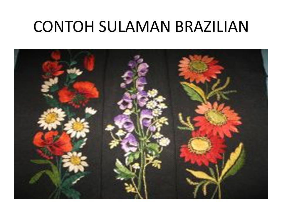 Teknik Sulaman Fantasi Dan Sulaman Brazilian Oleh Dra Ppt Download