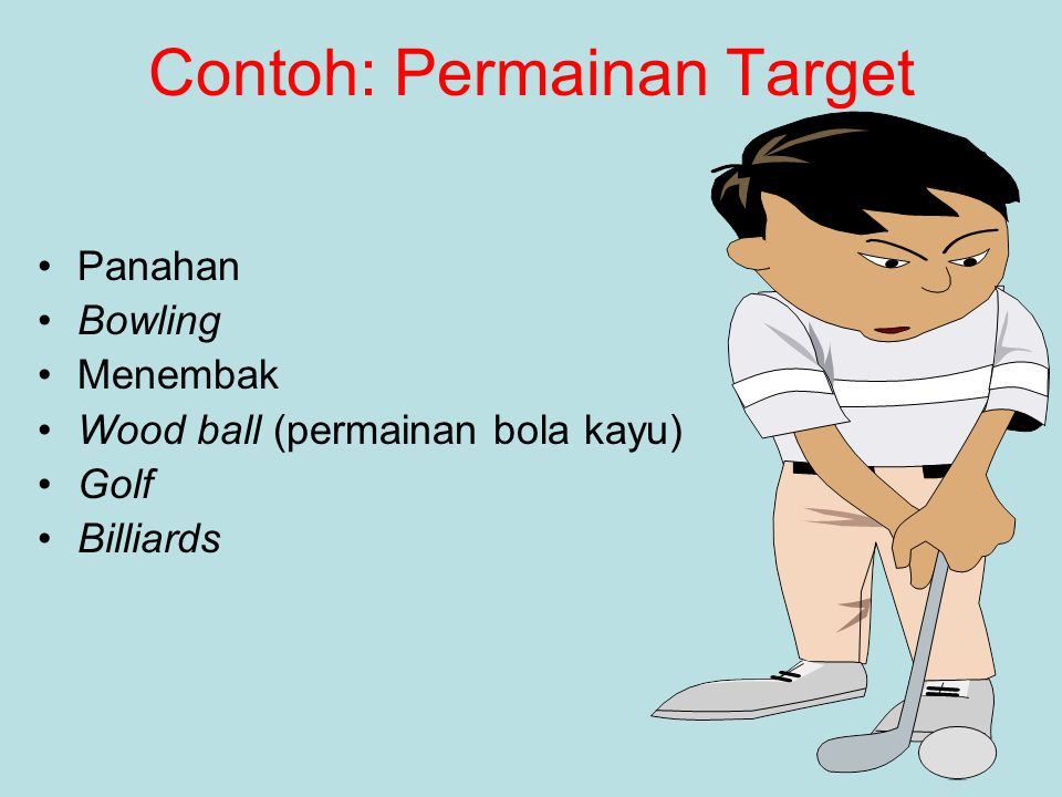 Contoh: Permainan Target