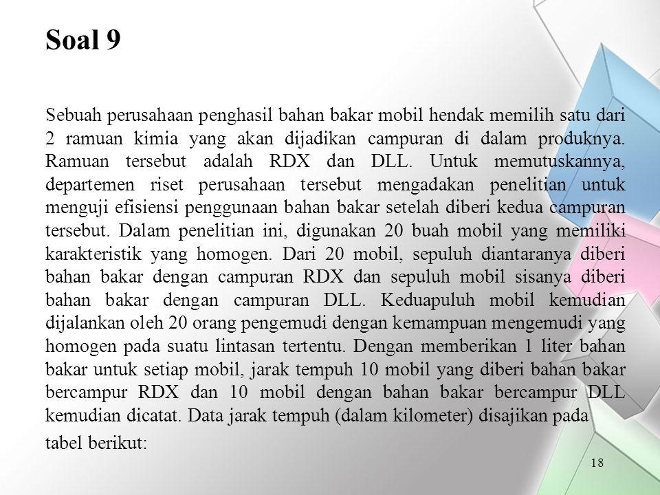 Soal 9