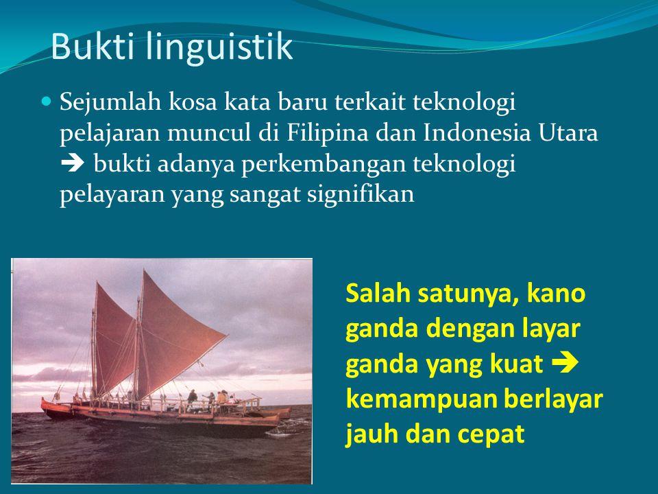 Bukti linguistik