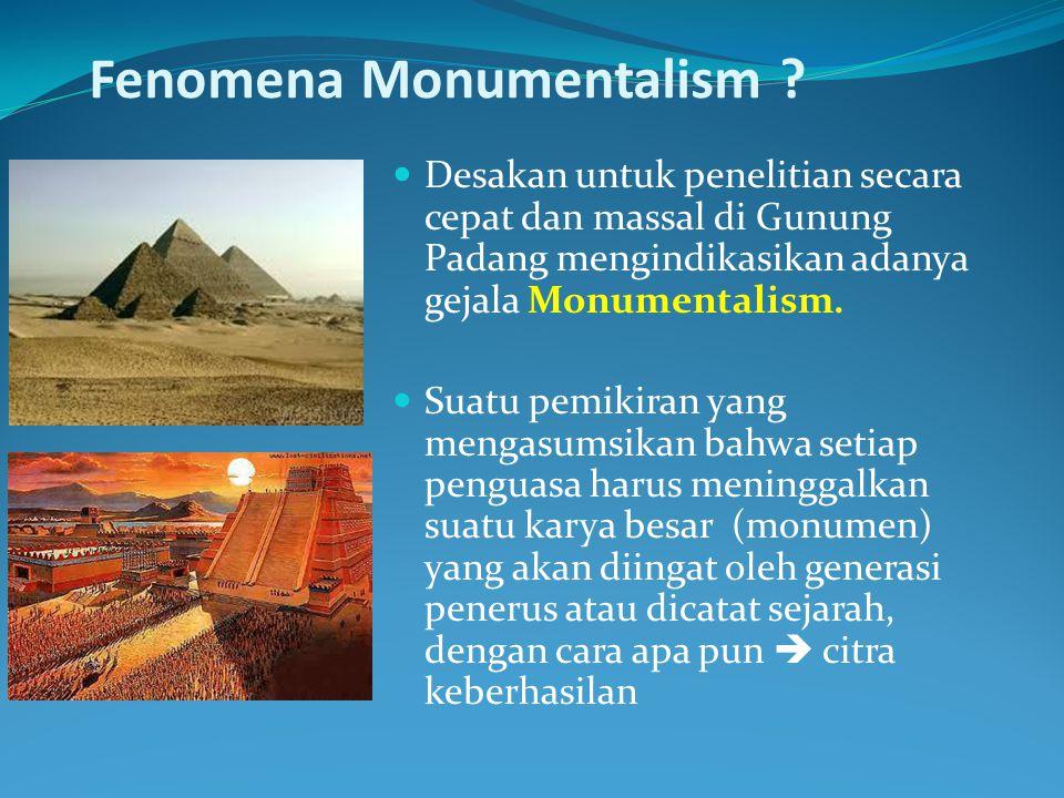 Fenomena Monumentalism